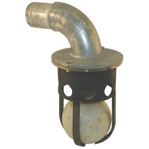 Battioni Pagani Veiligheidsventiel 80 mm BP - 214D | 435 mm | 180 mm | 195 mm | 80 mm