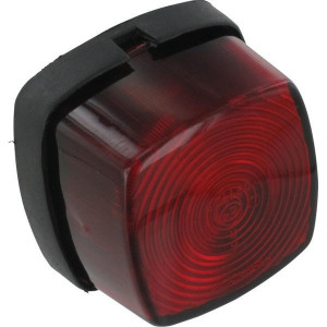 Aspöck Positielicht rood - 215300007 | E4 27721 | SV8,5 / 5W | links / rechts