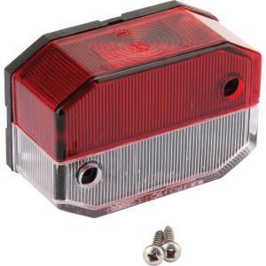 Aspöck Contourverlicht. 12V rood /wit - 216513007 | Rood / wit | links / rechts