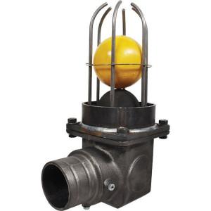 Battioni Pagani Veiligheidsventiel B.P. - 217E | Twee vlotterballen | 10000-18000 l/min | 220 mm | 460 mm | 168 mm | 180 mm | 100 mm
