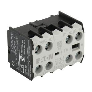 Eaton Hulpcontact 2m-+2v-contacten - 22DILE   2 pcs maker   2 pcs verbreker