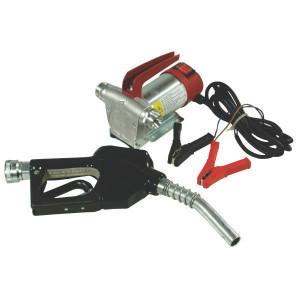 FMT Dieselpomp cpl. 24V 35 l/m - 23006824 | 3.500 Rpm | 35 l/min | 3 m | 200 x 150 x 150 | 7,3 kg | 1 Inch