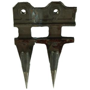 Eindvinger R. ESM - 2390320 | vingerplaatje 3213060