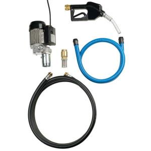 FMT Dieselpomp ROTAxx 220V - 23937 | 50 l/min | 5 m | 280 x 115 x 170 | 12,6 kg | 1 Inch