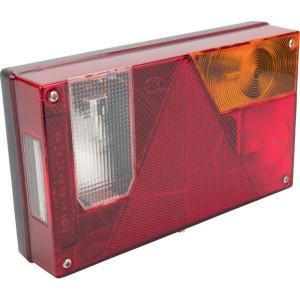 Aspöck Achterlamp Mulitpoint rechts - 245210007 | Met achteruitrijlamp