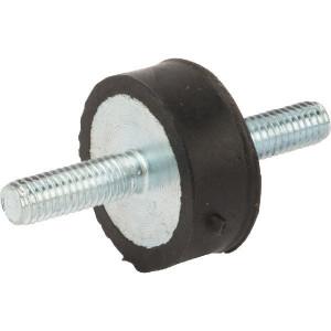 Trillingsdemper TYPE A - 2510A55 | 25 mm | 10 mm | M6 x 19 mm | 55 ° SH