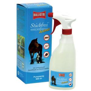 Ballistol Stichfrei Animal-pompspr.600ml - 26831BAL | 600 ml
