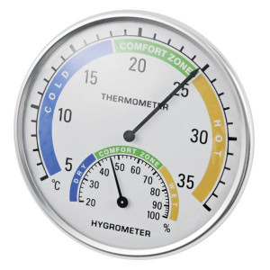 Thermometer - hygrometer - 29161