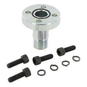 Oleo Tecnica Aansluitflens 3/4 - 2DPM12 | 58 mm | 8,5 mm | 3/4 BSP | 60 mm | 25,12 x 1,78