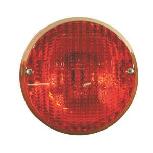 Hella Mistlamp - 2NE001423011 | Mistachterlamp | links / rechts | Opbouw / Inbouw | 12/24 V | 140 mm | E1 8496 | E1 8496