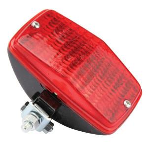 Hella Mistachterlicht 124x74mm - 2NE002985001 | links / rechts | Opbouw | 124 mm | E1 8465, E1 8466 | E1 8465/ E1 8466