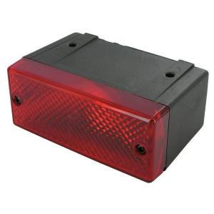 Hella Mistachterlicht 106x45mm - 2NE006609001 | links / rechts | Opbouw | 106 mm | E17 3806, L 24 | E17 3806