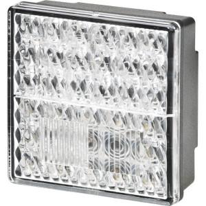 Hella ValueFit LED-mistachterl/achteruitrijl. - 2NR357029061 | 260 mm | E4 17063/ ECE