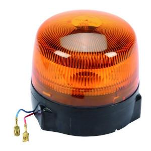 Hella Zwaailamp LED ROTA F - 2RL010979001 | Vaste montage | Controlenummer: E1 3109 | 12/24 V | 124,1 mm | 135 mm | E1 3109; ECE/SAE | E1 3109/ ECE/SAE