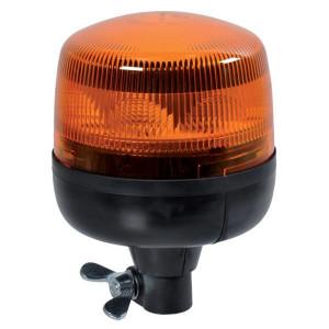 Hella Waarschuwingsl Rotaled 12/24V Flex - 2RL010979011 | Opsteekvoet | Controlenummer: E1 3109 | 12/24 V | 183 mm | 165 mm | E1 3109; ECE/SAE | E1 3109/ ECE/SAE