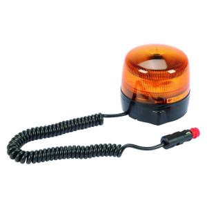 Hella Zwaailamp LED ROTA M - 2RL010979021 | Magneetvoet | Controlenummer: E1 3109 | 12/24 V | 126,1 mm | 135 mm | E1 3109; ECE/SAE | E1 3109/ ECE/SAE