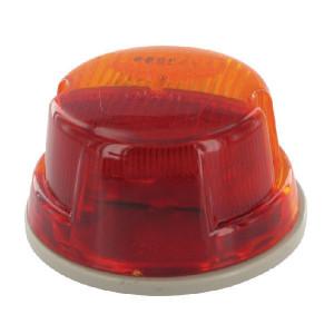 Hella Achterlamp - 2SB001259261 | links / rechts | Opbouw | rood / oranje | K 23270 | K 23270