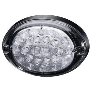 Hella LED-Achterlicht Agroluna - 2SB343390091 | Controlenummer: E4 7698 | 12/24 V | 100 mm | 12/24/9-->32 V | E4 7698 | 100 mm