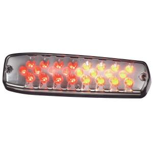 Hella LED-Achterlicht - 2SD343910001 | Controlenummer: E4 12393 | 12/24 V | 0,38/0,19 A | 500 mm | e1 5109/ E4 12393/ ECE