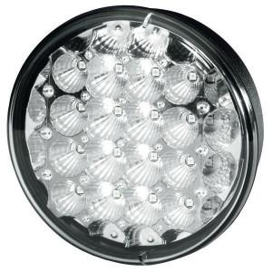 Hella LED-Achterlicht - 2SD344200001 | Controlenummer: E4 12371 | Horizontale opbouw | 12/24 V | 4,5 W | 500 mm | 500 mm | 12/24/9-->32 V | 122,5 mm