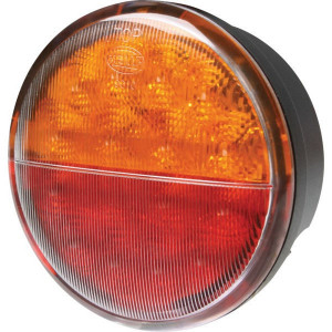 Hella LED-Achterlicht 24V - 2SD959010407 | E9 1538/ ECE;ADR/GGVS