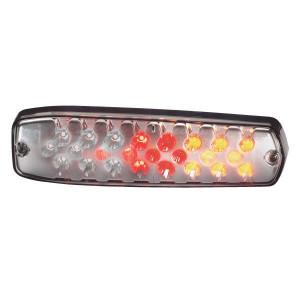 Hella LED-Achterlicht - 2SK343910037 | 12/24 V | 500 mm
