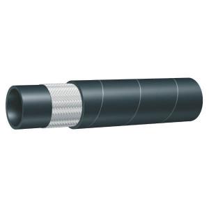Alfagomma Hydrauliekslang 2TE-DN10 - 2TEDN10 | 9,5 mm | 3/8 Inch | 63 bar | 6,3 MPa | 60 mm | 250 bar | 0,19 kg/m | EN 854-2TE | 16,5 mm | SFA-SK1-10 | 20,3 mm