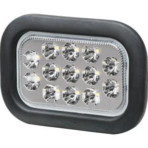 Hella LED-achteruitrijlamp - 2ZR357025021 | Controlenummer: E4 10208 | Opbouw | 12/24 V | E9 11523/ ECE | 12/24 V