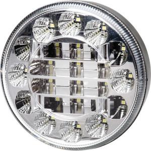 Hella LED-achteruitrijlamp - 2ZR357027041 | Controlenummer: E4 10208 | Opbouw | 12/24 V | E9 1192/ ECE | 122 mm | 10-->30 V