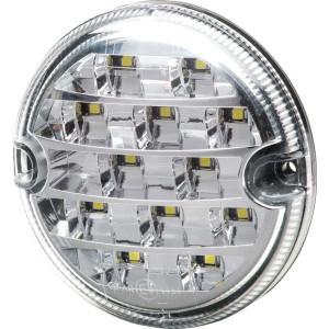 Hella LED-achteruitrijlamp - 2ZR357028041 | Controlenummer: E4 10208 | Opbouw | 12/24 V | E9 1151/ ECE | 10-->30 V
