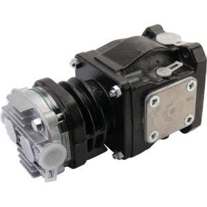 Haldex Compressor - 301110028 | lucht gekoeld | 100 mm | 3000 Rpm omw/min | 8,6 kg