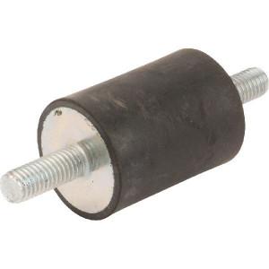Trillingsdemper TYPE A - 3040A55 | 30 mm | 40 mm | M8 x 20 mm | 55 ° SH