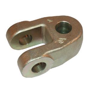 Walterscheid Gaffelkop 20mm 25,7mm cat. 2 - 306404 | 46,5 mm | 26 mm | 25,7 mm | 28,1 mm