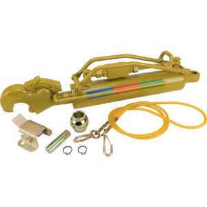 Walterscheid Hydr. topstang cat. 2 - 309535 | 230 mm | 3/8 BSP | 553 783 mm | 50/25,4 mm | 257 mm | Vanghaak cat. 2 stangzijde