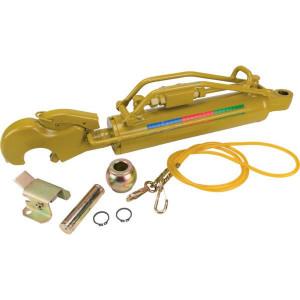 Walterscheid Hydr. topstang cat. 3/70 - 309537 | 250 mm | 3/8 BSP | 602 852 mm | 60/25,4 mm | Vanghaak cat. 3 stangzijde