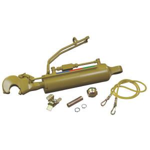 Walterscheid Hydr. topstang cat. 3/90 - 309539 | 110 mm | 250 mm | 3/8 BSP | 637 887 mm | 60/32 mm | Vanghaak cat. 3 stangzijde