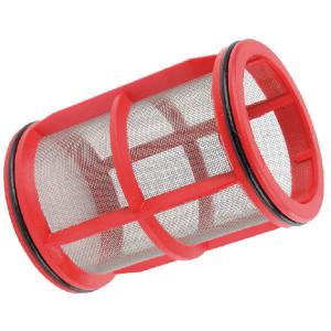 Arag Binnenfilter 32 mesh rood - 3102002030 | Aanzuigfilterelement | 100,5 mm | 70 mm