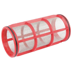 Arag Binnenfilter 32 mesh rood - 3122002030 | Aanzuigfilterelement | 150,5 mm | 70 mm