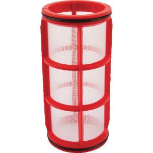 Arag Binnenfilter 32 mesh rood - 3122008030 | Aanzuigfilterelement | 150,5 mm | 70 mm