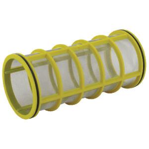 Arag Binnenfilter 80 mesh geel - 31420035030 | Aanzuigfilterelement | 167 mm | 79 mm
