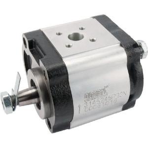 Gopart Hydrauliekpomp 8,2cc - 3145248R93N | 8,2 cc/omw | 250 bar p1 | 280 bar p2 | 300 bar p3 | 3500 Rpm omw./min. | 700 Rpm omw./min. | 100,7 mm | 100,7 mm | 40 mm | 35 mm