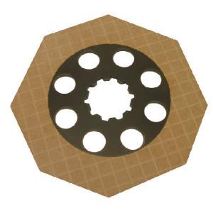 Remschijf Case - IH - 3145546R92N | Vloeistof | 3145546R92 | Case IH | 48 x 56,5 mm | 226 mm | 10 Z