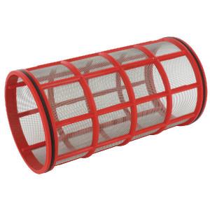 Arag Binnenfilter 32 mesh rood - 3162002030 | Aanzuigfilterelement | 199.5 mm | 109 mm