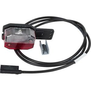 Aspöck Contourverlichting links 24V - 316564157 | Rood / wit | 1.500 mm
