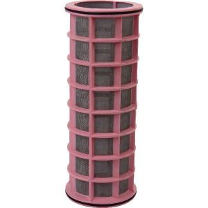 Arag Binnenfilter 200/32 mesh roze - 31722065030 | Aanzuigfilterelement | 286 mm | 108 mm