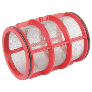 Arag Binnenfilter 32 mesh rood - 3182002030 | Aanzuigfilterelement | 109 mm | 79 mm