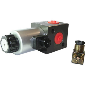 AK Regeltechnik Stuurventiel 3/2-3/4-24VDC - 3224AK10063 | 100 l/min | Rechtstreeks bediend | 24V DC V | 100 l/min | 3/4 BSP | 350 bar | -20 … +80