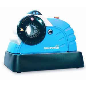 Finn Power Slangenpers >2009 - 32MS | 205 kg | RAL 5012 blauw | 4KW 230/400V