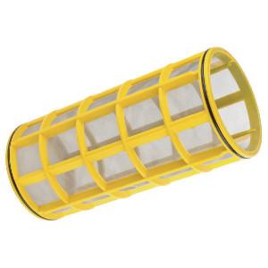 Arag Binnenfilter 80 mesh geel - 33520035030 | Aanzuigfilterelement | 320 mm | 145 mm