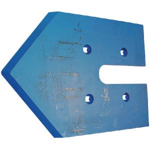 Vlakschaar F24 Lemken - 3374351 | 350 mm | 240 mm